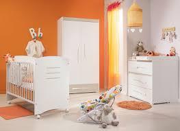 chambre bebe orange une chambre de bébé en gris et orange