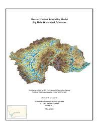 Map Of Helena Montana by Montana Deq U003e Water U003e Wpb U003e Wetlands U003e Beavers