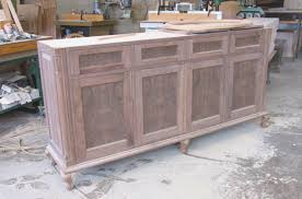 Solid Wood Buffet And Hutch Compelling Design Cabinet Installation Equipment Stunning Cabinet
