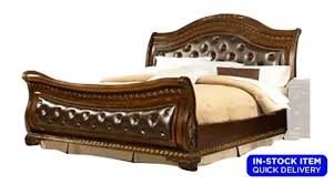 king arthur bedroom set beds king arthur leather upholstered tufted bed with nailhead