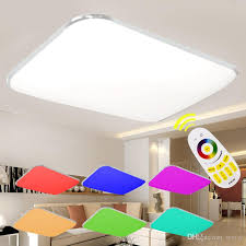 round 40w led ceiling light fixture l bedroom kitchen best led ceiling lights l luminaria ceiling light with remote