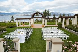 wedding arch kelowna tammera and adam kelowna wedding cedar creek winery