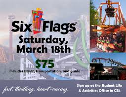 Six Flags Guide Come Enjoy Some Real Thrills At Six Flags Magic Mountain 3 18 Uc