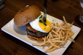 we try alton brown u0027s new burger at umami burger chicago tribune