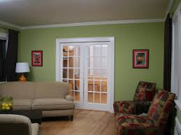 build an interior wall with pocket doors hgtv