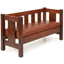 mission style bench u003d would be perfect in my new foyer home