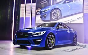 2015 Impreza Release Date Report Next Subaru Wrx Could Get Wilder Styling Automobile Magazine