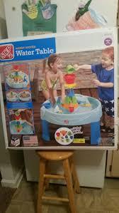 step 2 water works water table new step 2 waterworks water table baby kids in louisville ky
