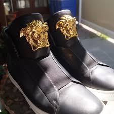high top motorcycle shoes versace palazzo sneaker youtube