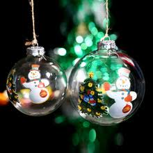 buy clear glass ornament balls and get free shipping on aliexpress