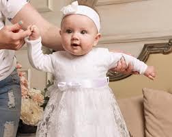 baby dresses for wedding baby wedding dress etsy