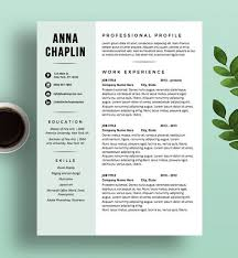 51 best resume templates images on pinterest cover letter