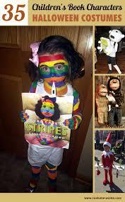childrens halloween books 35 favorite children u0027s book characters halloween costumes