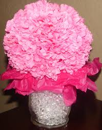 Dollar Tree Vases Centerpieces Pink Carnation Pomander Centerpiece Dollar Tree Vase Dollar Tree