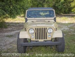 jeep 1985 1985 jeep cj7 304ci v8 sold