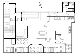 floor chinese restaurant plan feng shui plans picture note home
