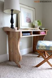 Diy Desk Plans Free by 9 Best Home Office Diy Plans Images On Pinterest Desk Plans