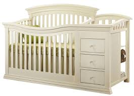 Princeton Convertible Crib Sorelle Princeton In Convertible Crib Changer
