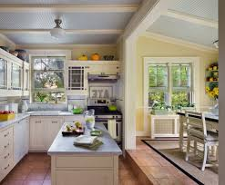 wainscoting kitchen backsplash kitchen traditional with storage in
