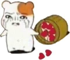Meme Clipart - ebichuthehamster ebichu crying memes funny anime