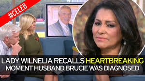 Sofa King Snl by Bruce Forsyth Caring For Dementia Suffering First Wife Penny