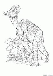 coloring page edaphosaurus