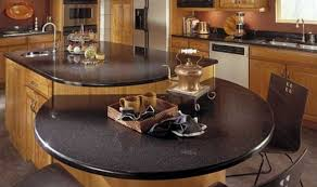 Granite Kitchen Countertops Ideas Kitchen Countertops Designs With Rustic Style And Classic