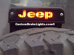 jeep wrangler brake light cover custombrakelights com