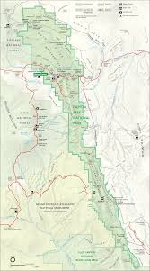 Map Of National Parks In Usa File Map Of Capitol Reef National Park Png Wikimedia Commons