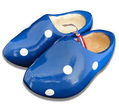 woodenshoes with own print made in holland shop for