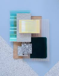 material mood for a new retail concept in asia veneer u0026 dichroic