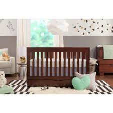 Babyletto Mercer 3 In 1 Convertible Crib Babyletto Babyletto Mercer 3 In 1 Convertible Crib With Toddler