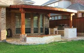 decor u0026 tips flagstone patios and patio cover ideas with brick