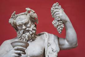 birth of dionysus greek mythological god of wine