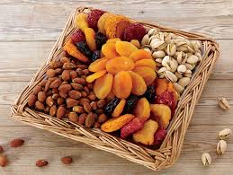 dried fruit gifts classic fruit nut gift box small