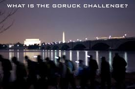Water Challenge Explained What Is The Goruck Challenge Postcards From Dc Goruck News