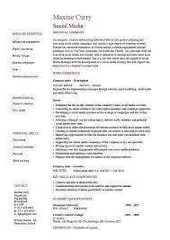 Office Coordinator Resume Samples Visualcv Resume Samples Database by Social Media Resume Template Social Media Manager Resume Samples