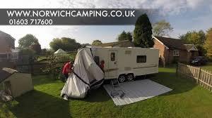 390 Awning Kampa Rally Air Pro 390 Plus Caravan Awning Pitching U0026 Inflation