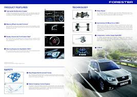 subaru forester boxer engine 8 changes with the 2016 subaru forester and 3 that haven u0027t w