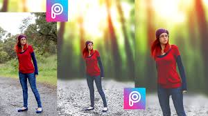 picsart editing tutorial video how to change background in picsart hdr effect picsart editing