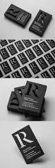 Best Business Card Company Sophisticated Black And White Custom Die Cut Business Card Design