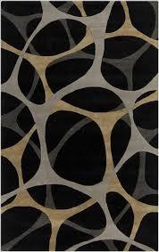 Black Gold Rug 28 Best Floors Me Images On Pinterest Designer Rugs