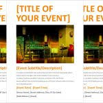 free event poster templates word document flyer templates how to download microsoft word free