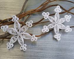 vintage style quilled tree toppers