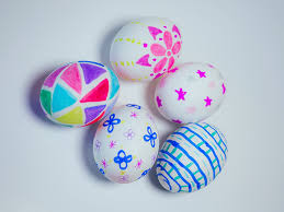 Simple Easter Egg Decorations by Easy Easter Egg Decoration U2013 Albert The Egg