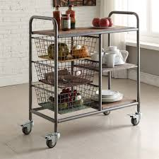 industrial kitchen islands carts the mine urban loft kitchen trolley