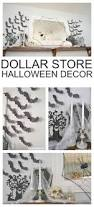 Ideas Halloween Decorations Best 25 Dollar Store Halloween Ideas On Pinterest Diy Halloween