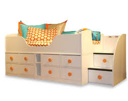 Captain Bed With Desk Captain Bed Twin With Drawers U2014 Modern Storage Twin Bed Design