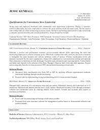Manager Resume Objective Best Store Manager Resume Example Recentresumes Com
