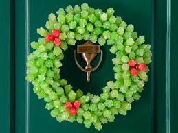 Fun Holiday Wreath Ideas  Food Network  Recipes Dinners and Easy